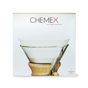 Filtry chemex (okrągłe, niezłożone)