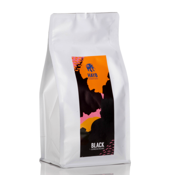 Black Espresso Blend - HAYB Speciality Coffee