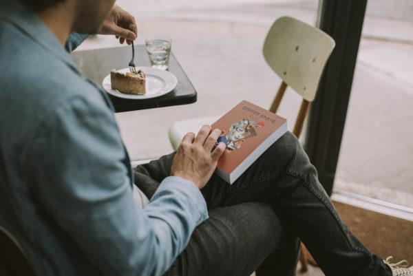 książka coffe spots polska