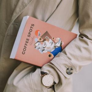książka o kawie