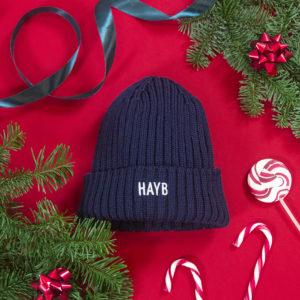 Wełniana czapka zimowa HAYB