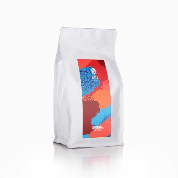 Gwatemala Huehuetenango espresso - HAYB Speciality Coffee