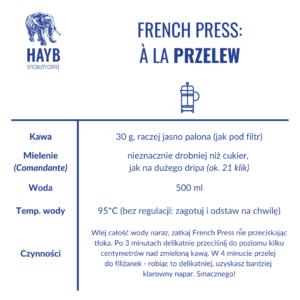 Jak zrobić: French Press Przelew