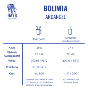 Jak zrobić: Boliwia Arcangel