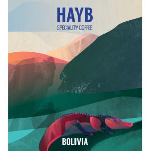 Kawa z Boliwii