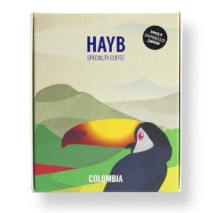 Kolumbia El Diviso Espresso