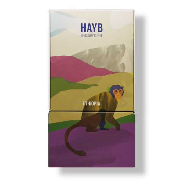 Kawa z Etiopii HAYB