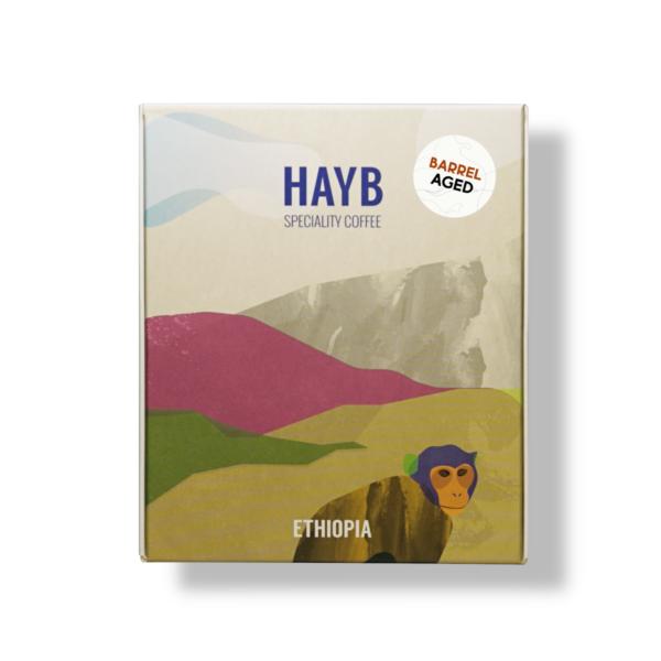 Kawa Barrel Aged HAYB - Etiopia