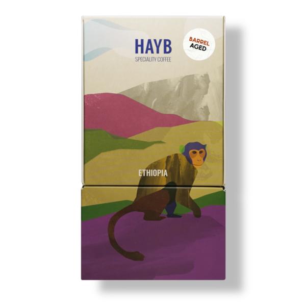 Kawa Etiopia Barrel Aged HAYB