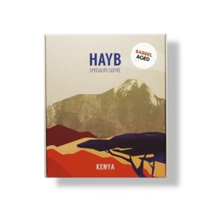 kawa Barrel Aged HAYB - Kenia