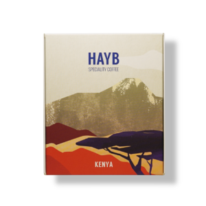 Kenia HAYB Speciality Coffee