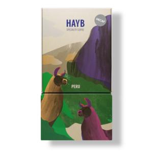 Kawa bezkofeinowa Peru - HAYB Speciality Coffee