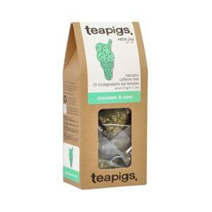 Herbata Teapigs Chocolate & Mint