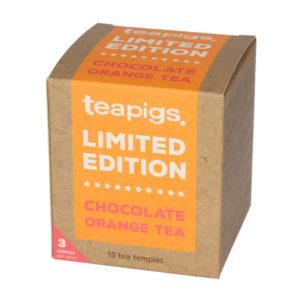 Herbata teapigs Chocolate Orange