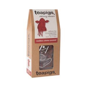 Herbata teapigs Rooibos Creme Caramel