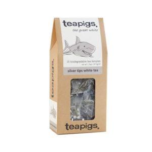 Biała herbata teapigs Silver Tips