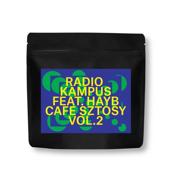 Cafe Sztosy Vol.2 - Radio Kampus feat. HAYB
