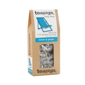 Herbata teapigs Lemon & Ginger