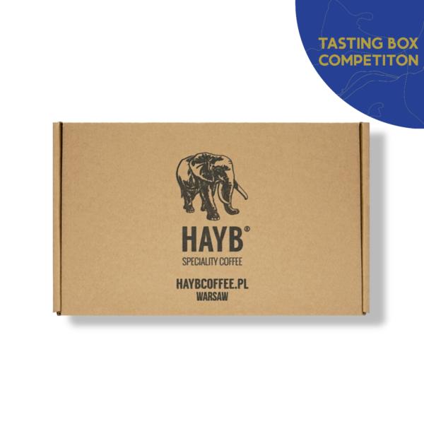 HAYB Tasting Box Competition