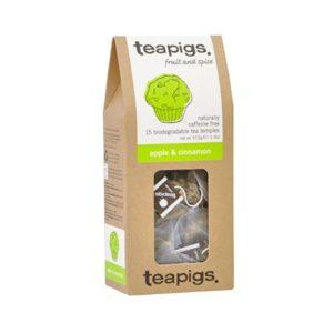 Herbata teapigs Apple & Cinnamon