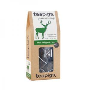 Herbata zielona teapigs Mao Feng Green