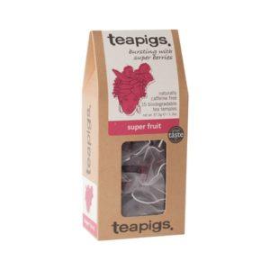 Herbata owocowa teapigs Super Fruit