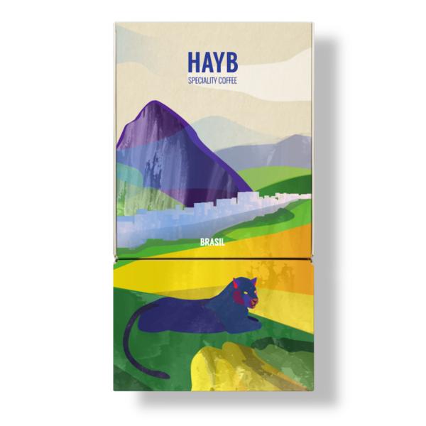 Kawa z Brazylii HAYB