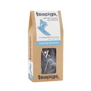 Herbata oolong teapigs Tung Ting Blue
