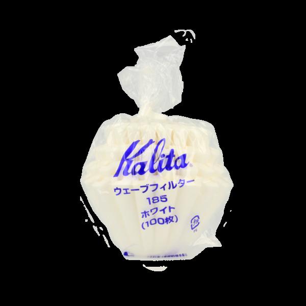Filtry Kalita 185 100 sztuk