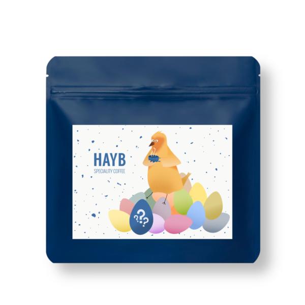 HAYB jajko niespodzianka