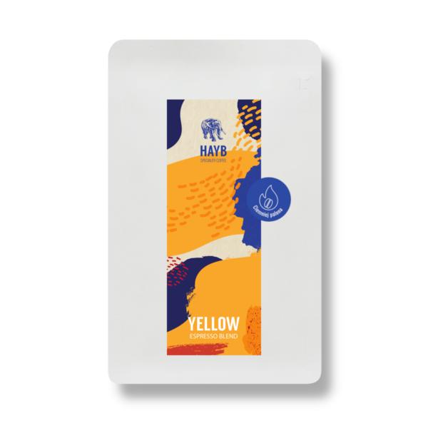 DARK Yellow Espresso