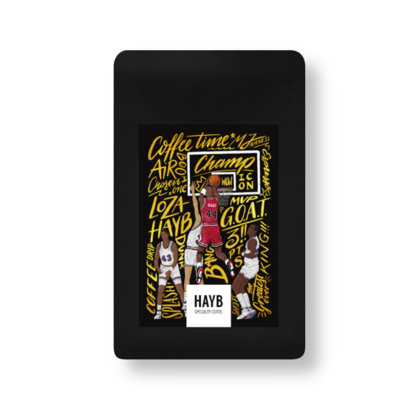Loża NBA x HAYB - Gwatemala Santa Barbara Espresso