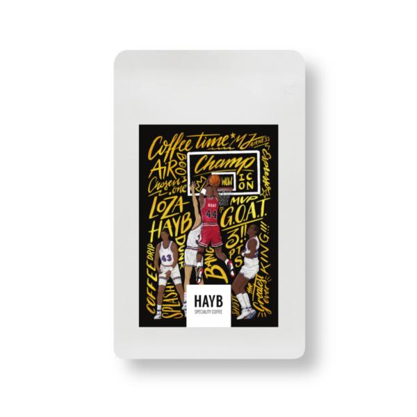 Loża NBA x HAYB - Gwatemala Santa Barbara Filtr