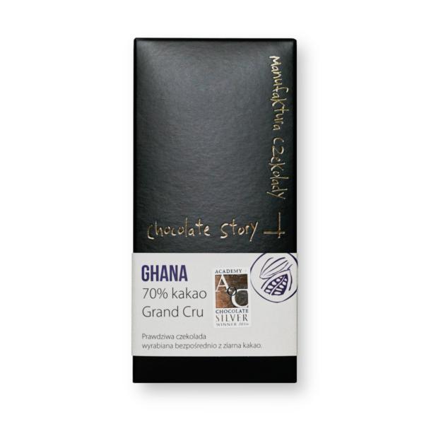Manufaktura Czekolady Ghana 70% Grand Cru