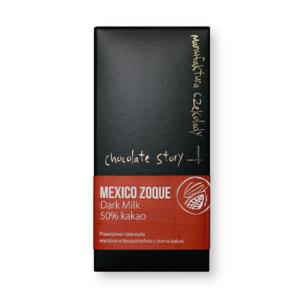 Manufaktura Czekolady Mexico Zoque 50% Dark Milk