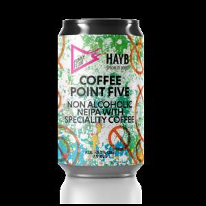 Coffee Point Five - HAYB x Funky Fluid